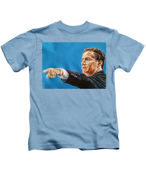 John Calipari Kids T-Shirt