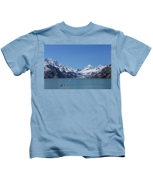John Hopkins Glacier Kids T-Shirt