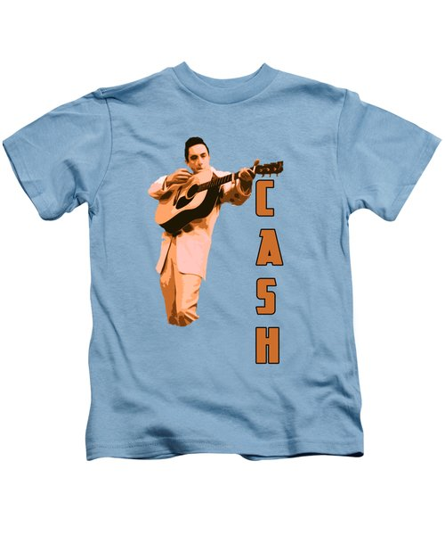 Johnny Cash The Legend Kids T-Shirt
