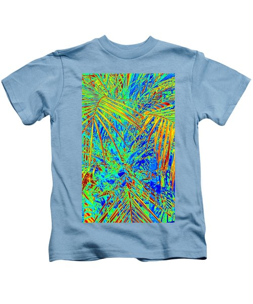 Jungle Vibe Kids T-Shirt