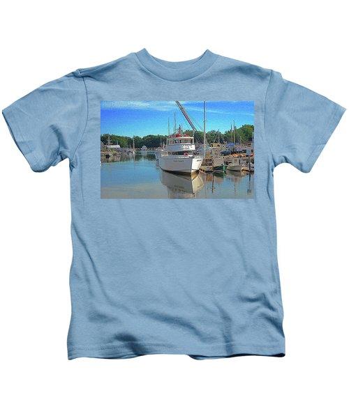 Kennebunk, Maine - 2 Kids T-Shirt