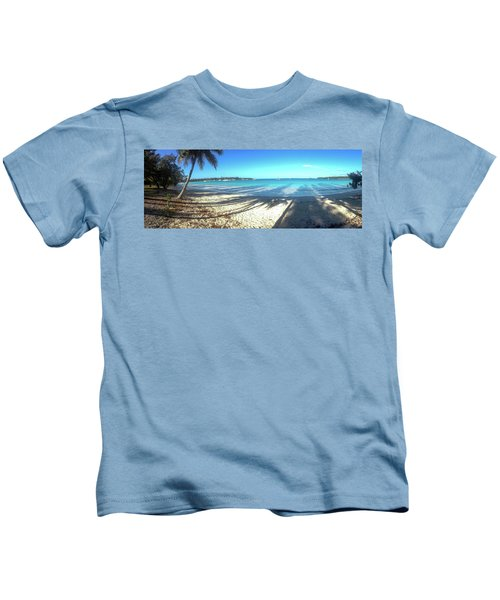 Kuto Bay Morning Kids T-Shirt