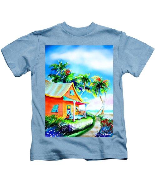La Casa Cayo Hueso Kids T-Shirt
