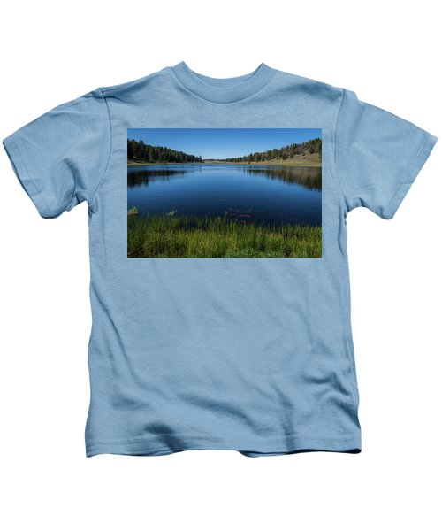 Laguna Meadow Lake Kids T-Shirt
