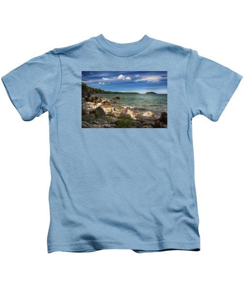 Lake Superior Kids T-Shirt