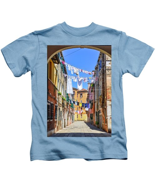 Laundry Day Kids T-Shirt