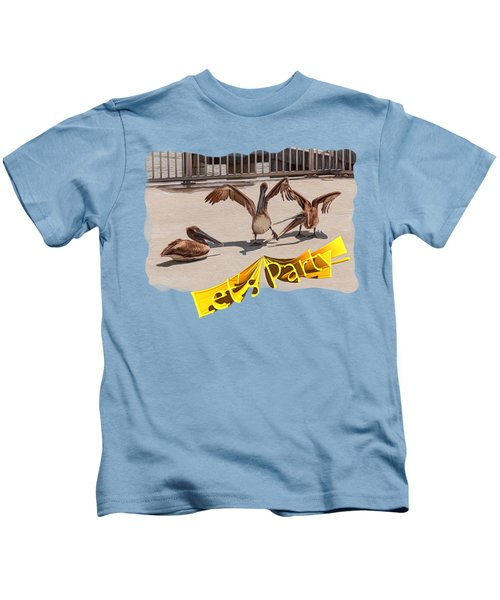 Let's Party Kids T-Shirt