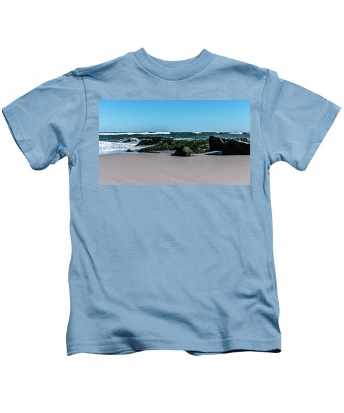 Lifes A Beach Kids T-Shirt