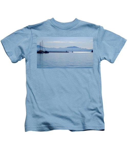 Light Streak Kids T-Shirt