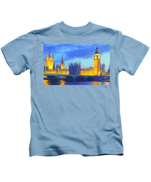 London 1 Kids T-Shirt