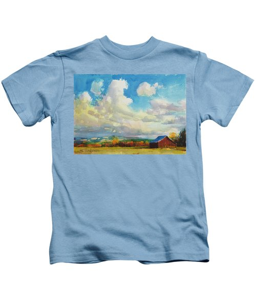 Lonesome Barn Kids T-Shirt