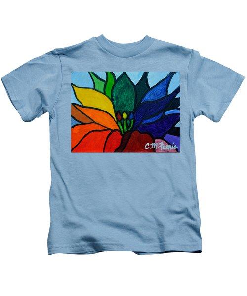 Lotus Flower 1 Kids T-Shirt