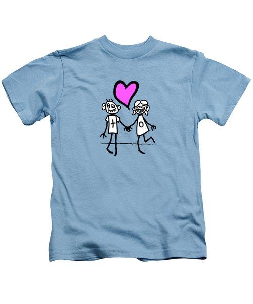 Lovers Kids T-Shirt