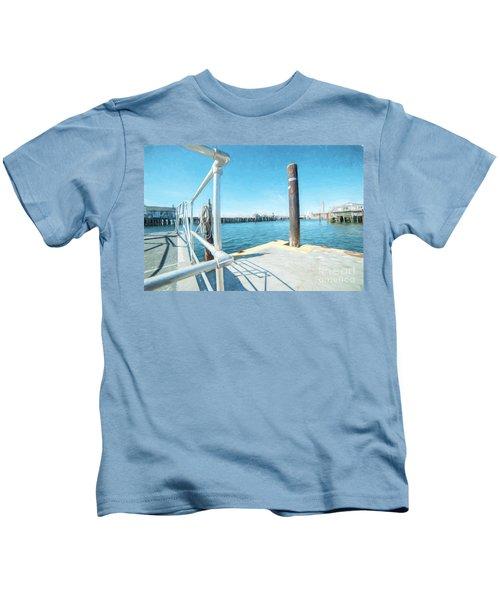 Macmillan Pier Kids T-Shirt