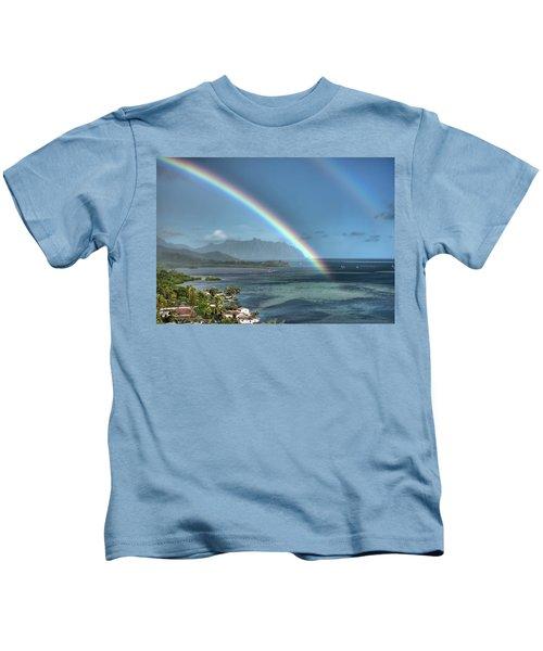 Make Mine A Double Kids T-Shirt