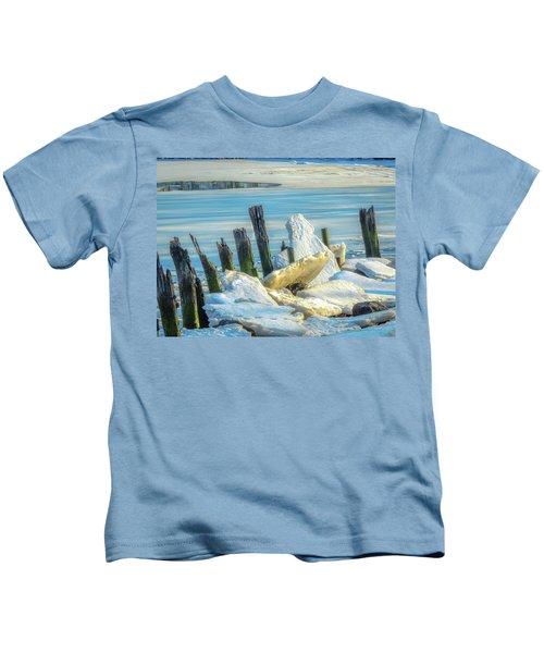 Marina On The Rocks Kids T-Shirt