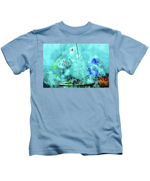 Maritime Number One Kids T-Shirt