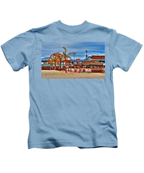 Martells On The Beach - Jersey Shore Kids T-Shirt