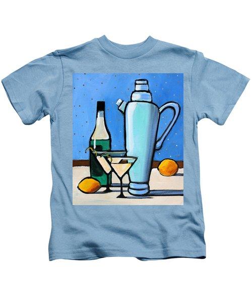Martini Night Kids T-Shirt