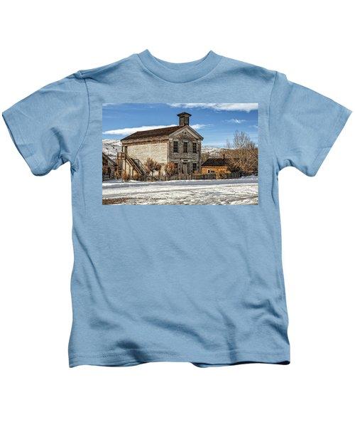 Masonic Lodge School Kids T-Shirt