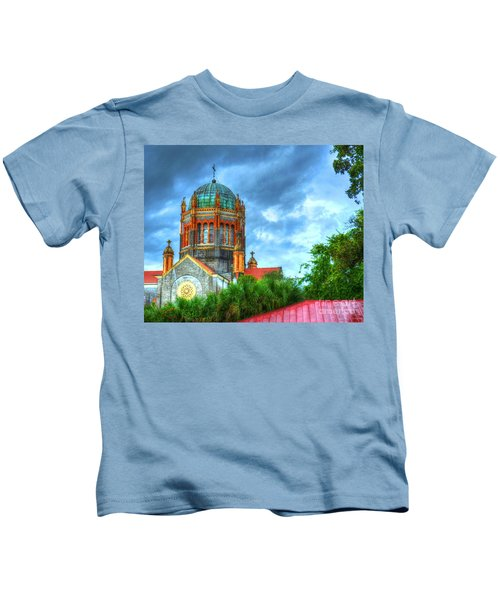 Memorial Presbyterian Church Kids T-Shirt