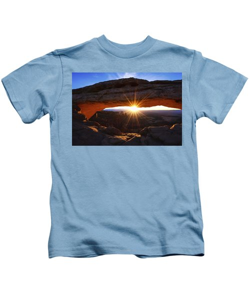Mesa Sunrise Kids T-Shirt