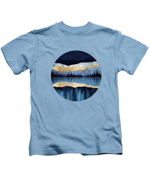 Midnight Lake Kids T-Shirt