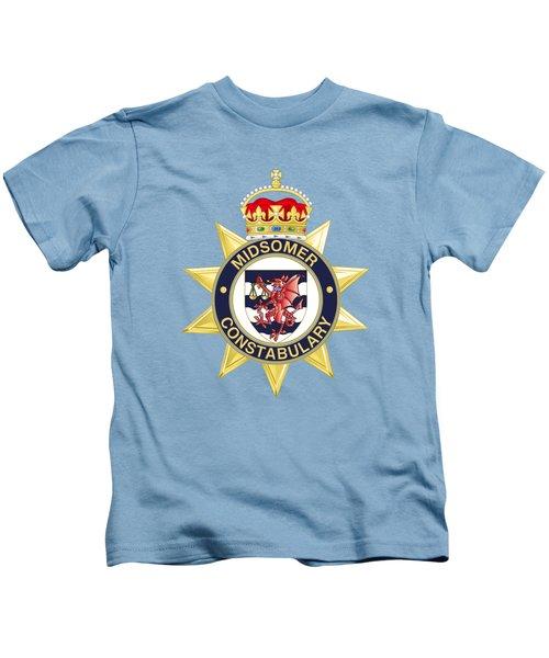 Midsomer Constabulary Kids T-Shirt