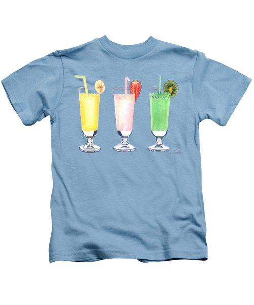 Milkshake In Style Kids T-Shirt