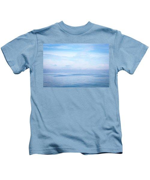 Mirror Calm 1 Kids T-Shirt