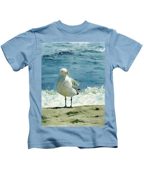 Montauk Gull Kids T-Shirt