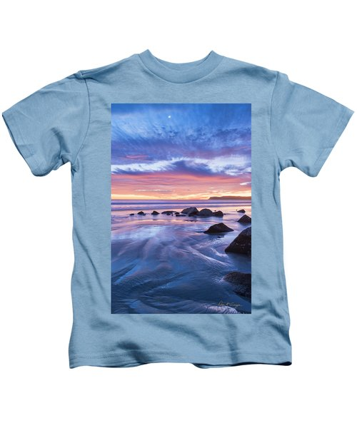 Moon Above Kids T-Shirt