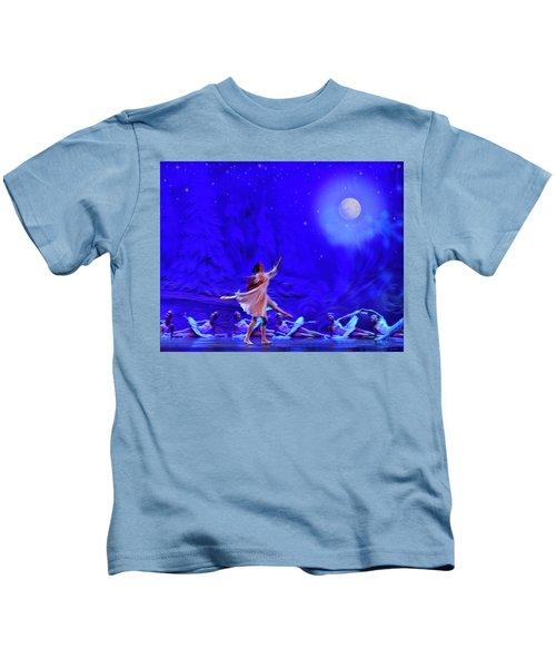 Moon Dance Kids T-Shirt