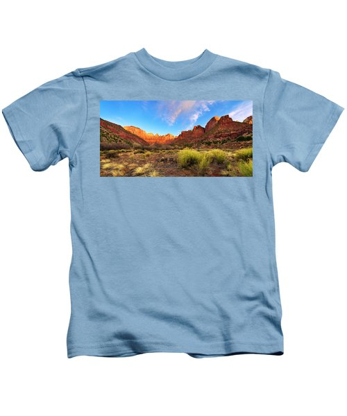 Morning Above Virgin Kids T-Shirt