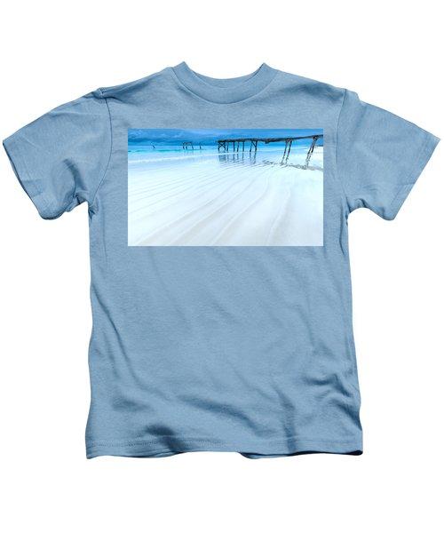 Morning Blues Kids T-Shirt