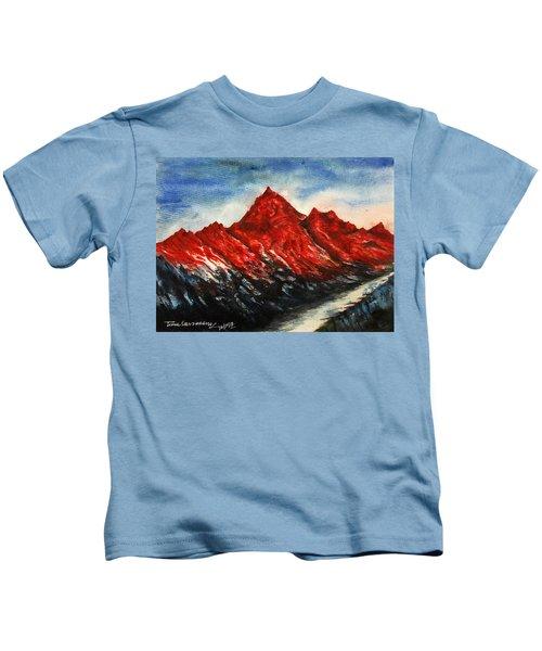Mountain-7 Kids T-Shirt
