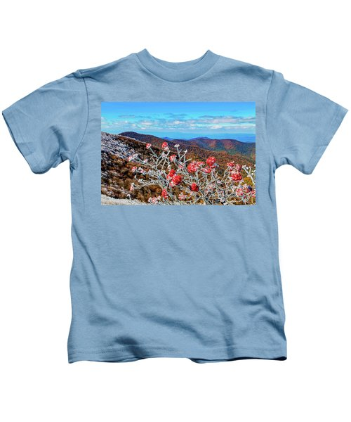 Mountain Ashe Kids T-Shirt