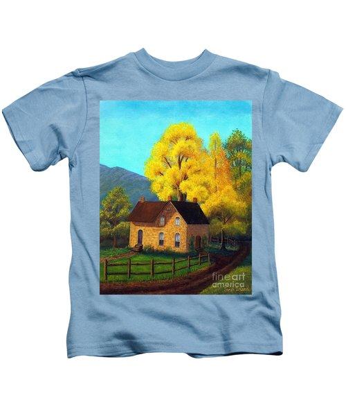 Mountain Home Kids T-Shirt