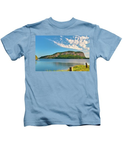 Mt Kineo 1504 Kids T-Shirt