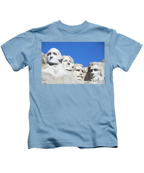 Mt. Rushmore Kids T-Shirt