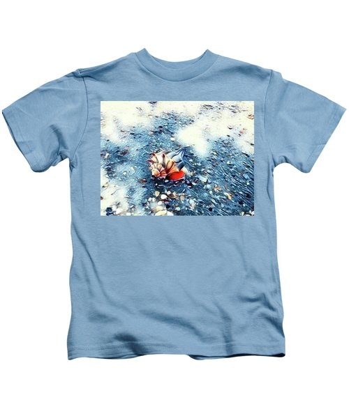 Mystic Conch Kids T-Shirt