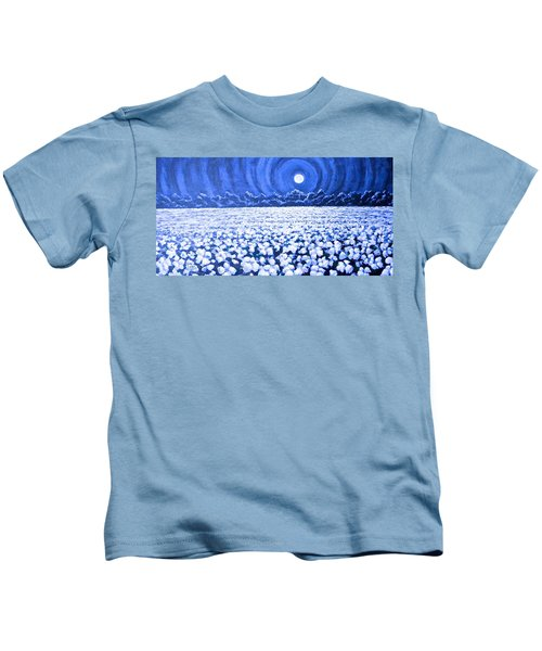 Night Light Kids T-Shirt