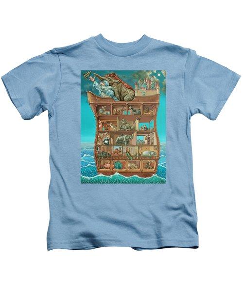 Noahs Arc Kids T-Shirt