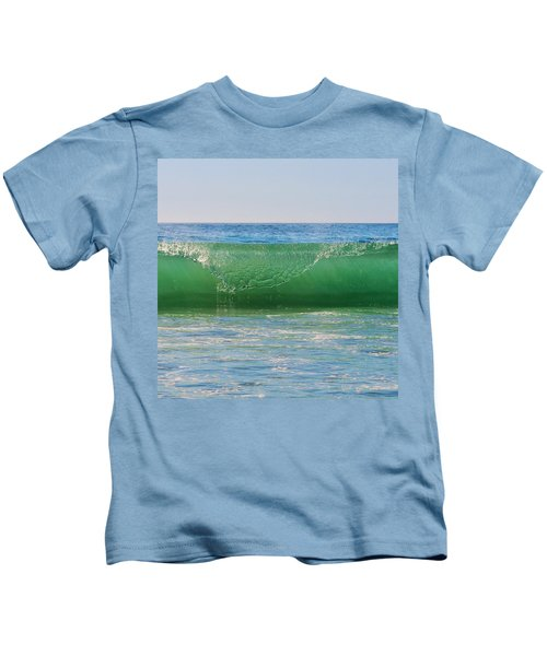 Ocean Wave Kids T-Shirt
