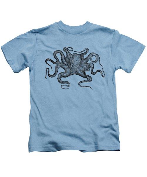Octopus T-shirt Kids T-Shirt