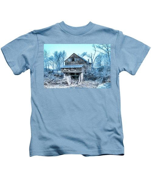 Old Blackiston Mill Kids T-Shirt