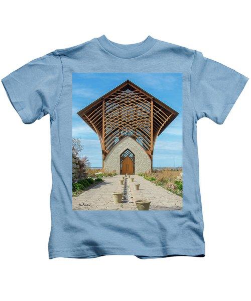 Omaha Holy Family Shrine Kids T-Shirt