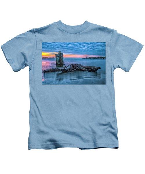 Oregon Inlet II Kids T-Shirt