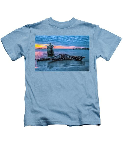 Oregon Inlet II Kids T-Shirt