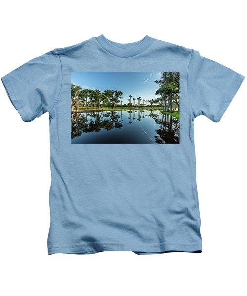 Osprey Point Kiawah Island Resort Kids T-Shirt